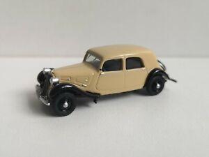 SAI Collections réf 6161 - Citroën traction 11A HO