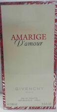 Givenchy Amarige D'Amor Eau de Toilette 100ml Spray - Vintage -  New & Rare