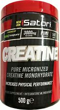 Isatori - Creatine - 500 g. Creatina Monoidrato Creapure