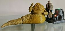 Vintage Star Wars Jabba the Hutt Figure 1983 'ROTJ' & Bib Fortuna
