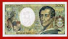 (T.155 ) 200 FRANCS MONTESQUIEU 1994  (NEUF-)