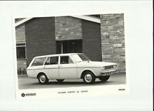 "Hillman Hunter GL ESTATE 1970 STAMPA FOTO ""SALES BROCHURE"""