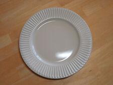 Dansk Japan RONDURE Rye Set of 4 Salad Plates 9 1/2 in Line Border Ivory