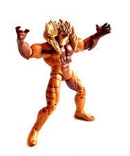 "Marvel Comics Universe SABRETOOTH 3.75"" X men Villain figure RARE Avengers"