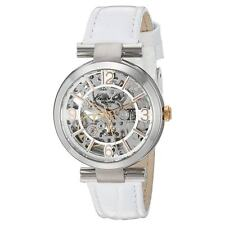 Kenneth Cole 10022296 Women's Silver Skeleton Dial Automatic Watch