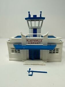 1950s Plasticville Airport Terminal by Bachmann Bros