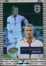 DAVID BECKHAM 2004 eTopps English Football #2 England Los Angeles Galaxy Soccer