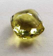 19.04ct Impressive gem golden lemon quartz - Impressionante quarzo brasiliano
