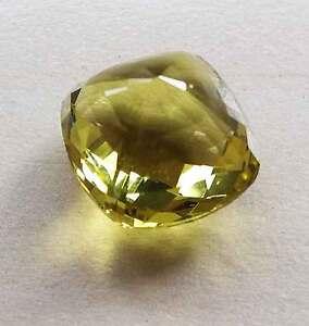 19.04ct Impressive gem golden lemon quartz - Impressionante quarzo brasiliano