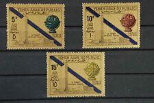 B2 Jemen-N. (Arab. Rep.) 811-813 postfrisch