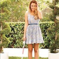 Lauren Conrad  pleated dress, Size 6
