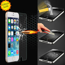 Premium Slim Tempered Glass Front&Back Film Guard Screen Protector For Phone LOT