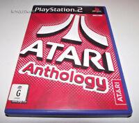 Atari Anthology PS2 PAL *Complete*
