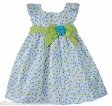 Good Lad  Little Girls Multi-Colored Polka-Dot Shantung Dress Youth 6  $52