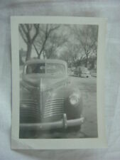 Vintage Car Photo 1940 Plymouth 797