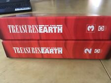 ORBIS treasures of the earth folders 2 and 3