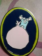 disney pin,era,mistake, ratatouille,wine & food,onion,no darker pink stripes