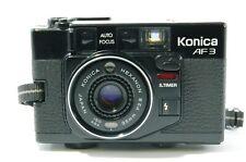 Rangefinder camera Konica AF 3 with Hexanon 35mm F2.8 Ref. 222029