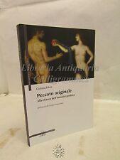 FILOSOFIA: G. Fabris, Peccato originale, Ilpoligrafo Editore 2016, Teologia