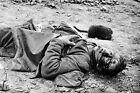 New 5x7 Civil War Photo: Dead Confederate Soldier at Petersburg, Virginia - 1865