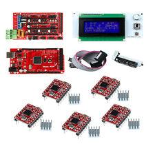 Geeetech Ramps1.4 Controller Board&LCD2004 & Mega R3+A4988 Driver für 3D Drucker