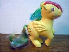 SKY DANCER Rainbow Ponies My Little Pony G1 Vintage
