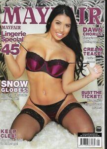 Adult Men's Mayfair Magazine Lingerie Special 45. Linsey Dawn Mckenzie