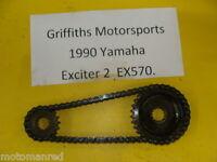 NOS YAMAHA 88F-47587-20-00 CHAIN DRIVEN SPROCKET 35T SR540 EX570 PZ480