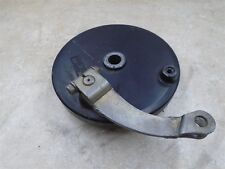 CAN AM 250 QUALIFIER BOMBARDIER Rear Brake Plate 1980 WD WD57
