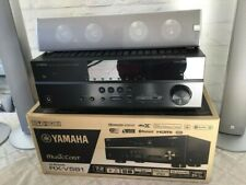 Yamaha RX-V581 A/V Receiver 7.2 WLAN Dolby Atmos Airplay Top Zustand