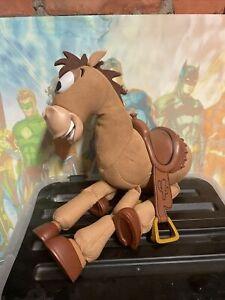 Toy Story Bullseye Sounds Vibrating Talking Disney Pixar Thinkaway Hard Feet