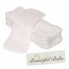 Bountiful Bubs Less than 25 Booster Cloth Nappies