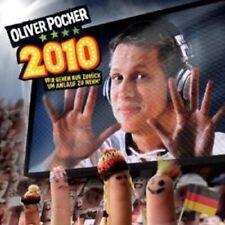 """OLIVER POCHER """"2010 WIR GEHEN NUR..."""" CD SINGLE NEW"""