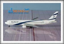 """Gemini Jets 1:400 EL AL Boeing 767-300ER """"4X-EAN"""" GJELY1270"""