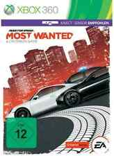 Need For Speed Most Wanted (XBOX 360), muy buen Xbox 360, Xbox 360 juegos de video