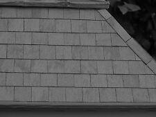 50 1 12th Dolls House Versi Slate Roof Tiles