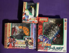 Transformers Beast Wars Neo Lot C-18 Powerhug, C-32 Break & VS-38 Bazooka & Bump