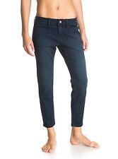 Roxy Woman Bottom Pixie Skinny Mid Waist Jeans 27