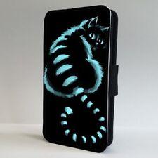 Alice In Wonderland Cheshire Cat Art FLIP PHONE CASE COVER for IPHONE SAMSUNG