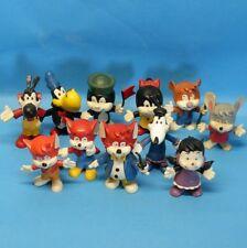 Fix und Foxi HEIMO Serie komplett 11 Figuren KAUKA Fax Lupo Pauli Knox Egon usw.