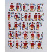 SANTAS HELPERS Sampler ELVES Christmas Cross Stitch Pattern Barbara Christopher