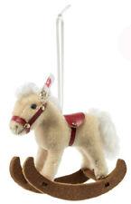 Steiff 683398 Rocking Horse Ornament 14 cm - Schaukelpferd