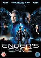 Enders Game Nuevo DVD (MP1230D)