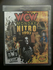 WCW Nitro 1997 World Championship Wrestling 5 Disc Blu ray Set