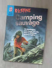 Camping sauvage Stine Robert Lawrence