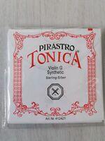 Pirastro Tonica Old Formula