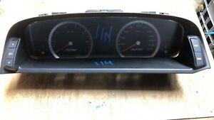 Ford Falcon FG XR50  2010 instrument cluster  NO114