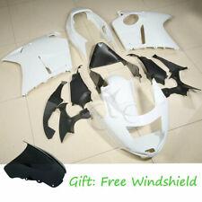 Unpainted Injection Fairing Bodywork Kit For Honda CBR1100XX Blackbird 1997-2007