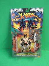 "X-Men Flashback Series Savage Land Wolverine 5""IN Action Figure"