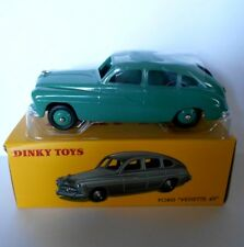 "DINKY TOYS # 24 Q FORD "" VEDETTE 49 ""  -  DEAGOSTINI DINKY TOYS Scala 1/43"